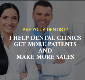 dentist digital marketing